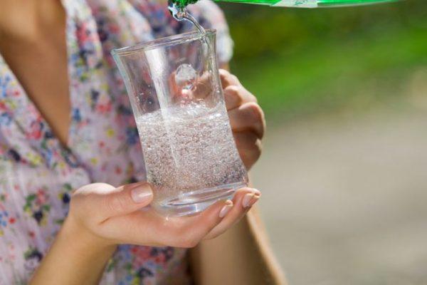 Минеральная вода при застое желчи