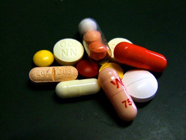 Препараты для лечения дискинезии желчных путей
