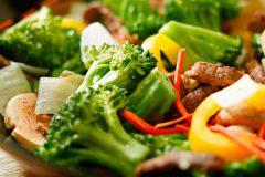 Сырые овощи после удаления желчного пузыря